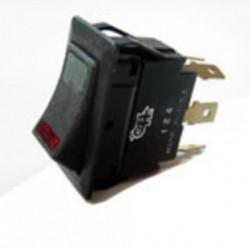 INTERRUPTOR 3 P. C/LED 58328-34