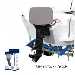 FUNDA CUB. CAB. MOTOR 115/150HP(MA 074-5)
