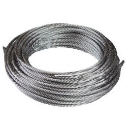 CABLE ACERO GALV. 3/32x7x7