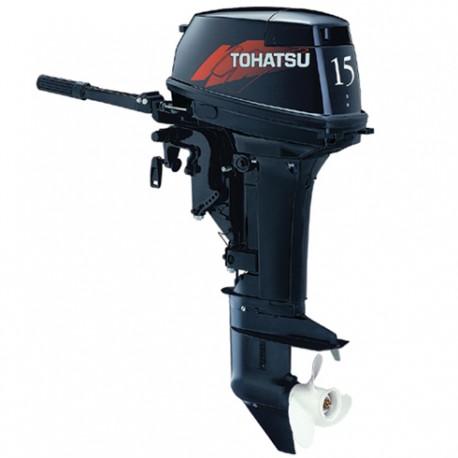 MOTOR TOHATSU 15 HP D2L