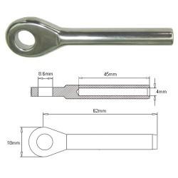 TERMINAL OJO 4mm.(037103)