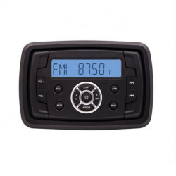 RADIO RECTANGULAR 4X45W BLUETOOTH H-806