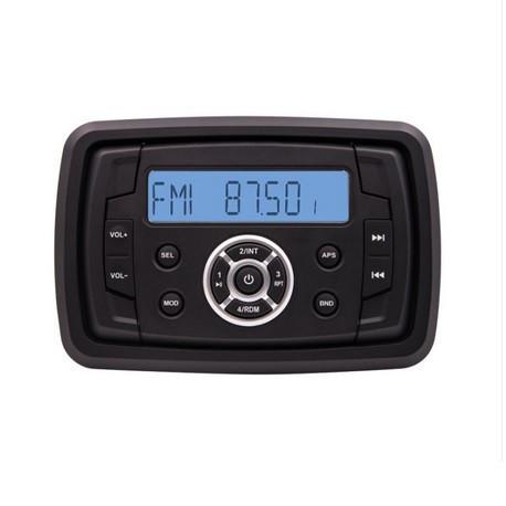 RADIO RECTANGULAR 4X45W BLUETOOTH H-806