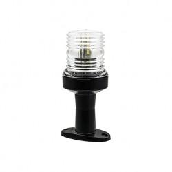 LUZ NAV. LED POPA 10CM BASE/NEGRA(D011142)