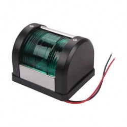 LUZ NAV. LED VERDE 112.5(D011011-LD)