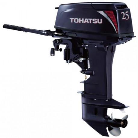 MOTOR TOHATSU 25 HP HL