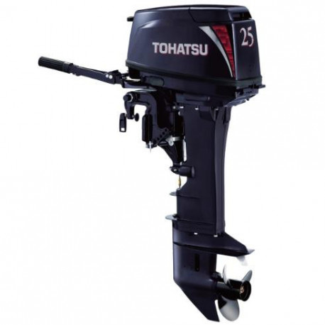 MOTOR TOHATSU 25 HP HS