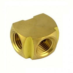 CONECTOR T BRONCE (C14521)