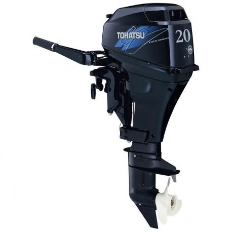MOTOR TOHATSU MFS 20 HP CL