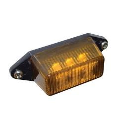 LUZ TRAILER LED AMBAR(50080277)