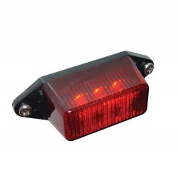 LUZ TRAILER LED ROJA(50080279)